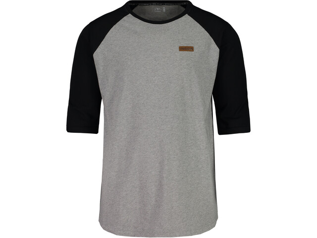 Maloja GiarsunM. T-Shirt Herren grey melange